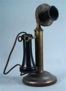 candlestick phone