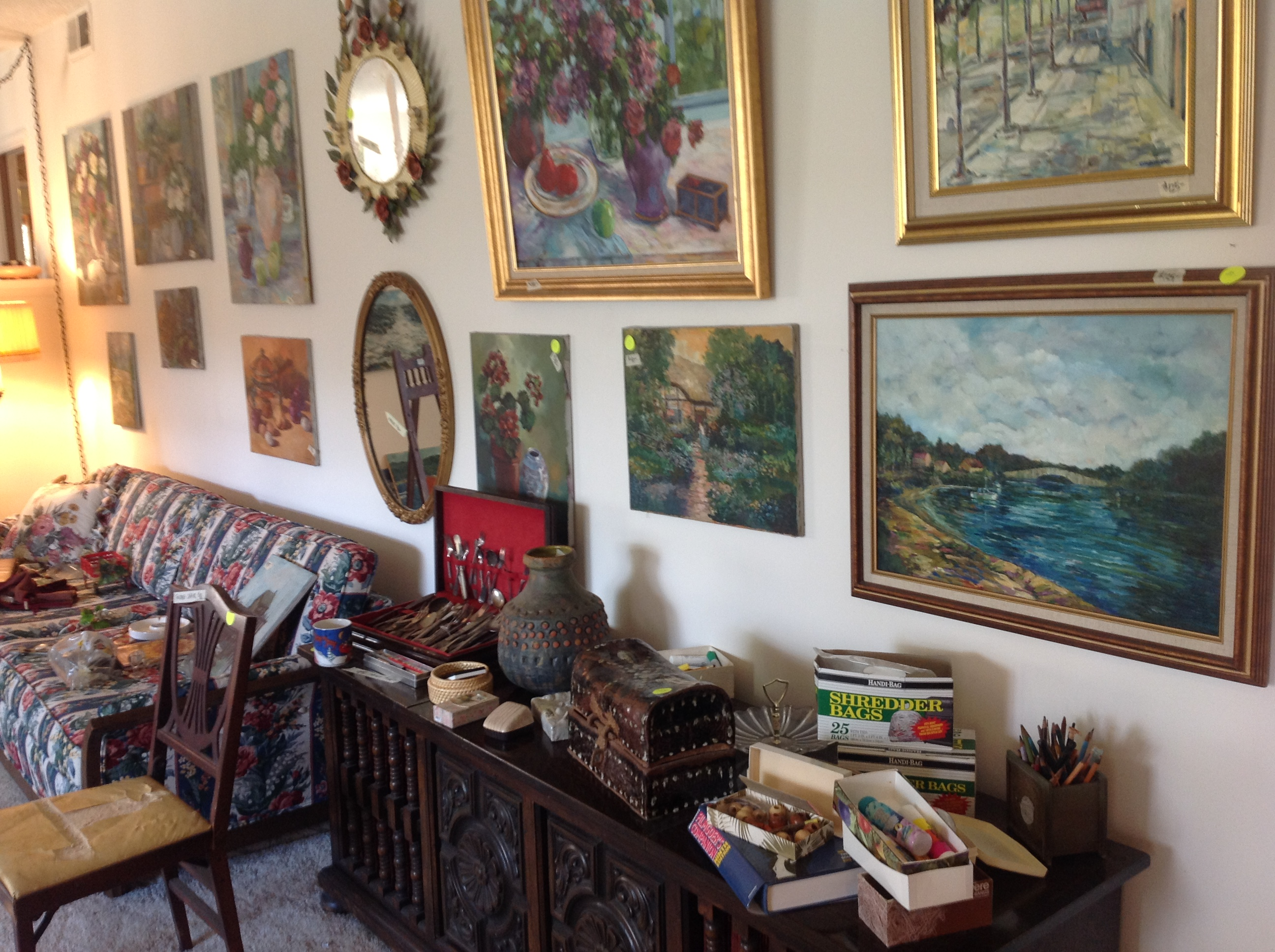 How Do You Plan For and Run Your Own ESTATE SALE? Some Practical Tips.