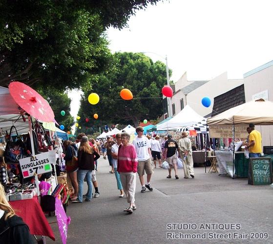 Richmond Street Fair 2009