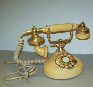 Awesome Retro Phone Telephone Itt Own A Phone Rotary Sweet Talk Studio Wiring Cloud Hisonuggs Outletorg