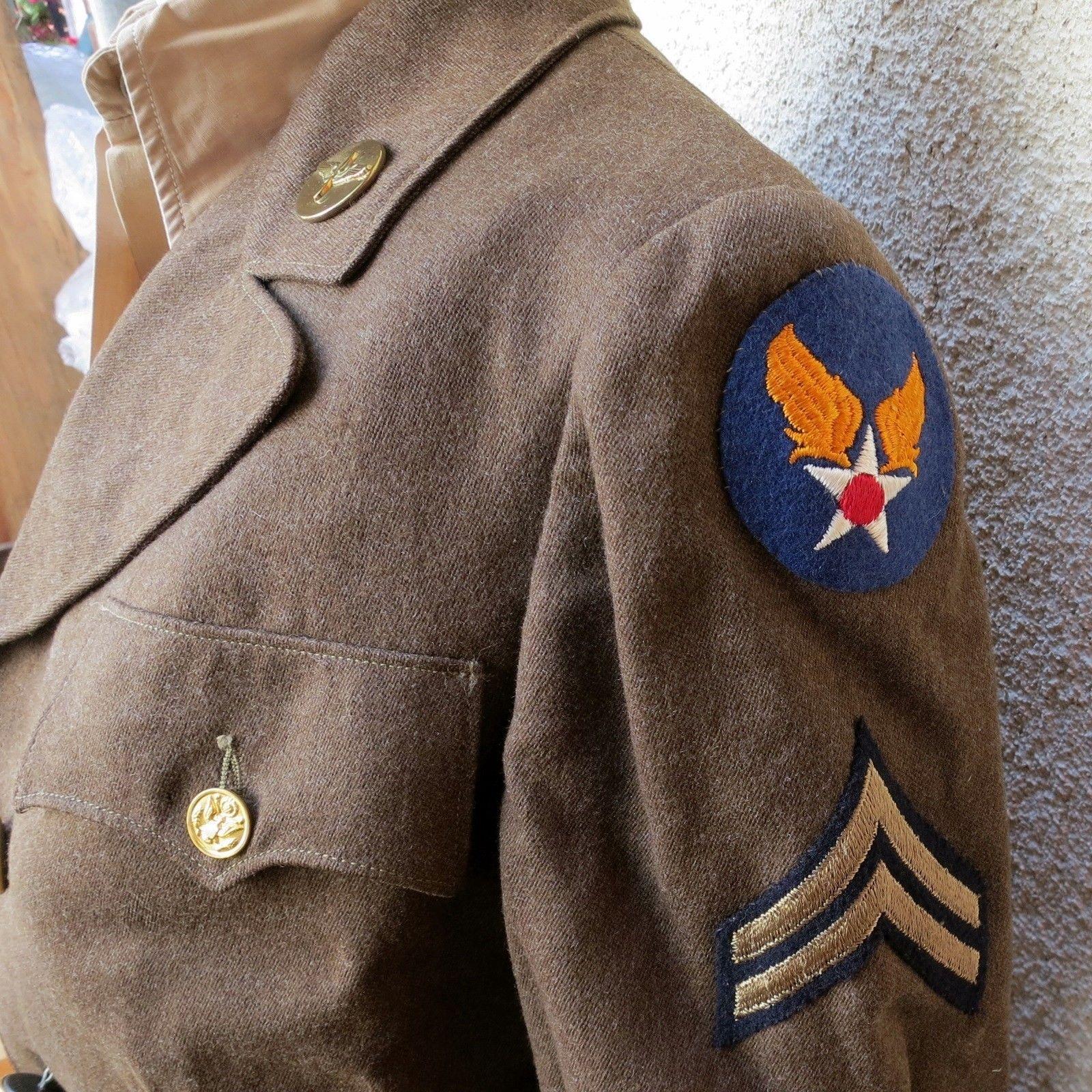 WAAC WAC WWII Women's Uniform: A Way to Help Preserve